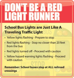 Dont be a Red Light Runner